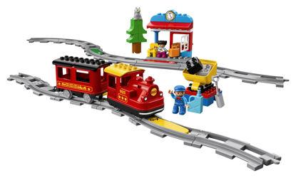 Obrázek LEGO Duplo 10874 Parní vláček