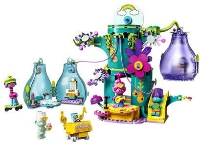 Obrázek LEGO Trolls 41255 Párty v Popíkově