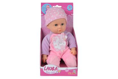 Obrázek Panenka Laura Baby Doll 30 cm