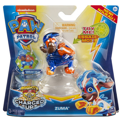 Obrázek PAW PATROL figurky se světelným efektem