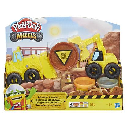 Obrázek Play-Doh Wheels Těžba