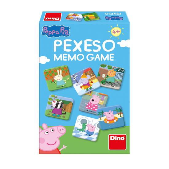 Obrázek z Peppa Pig pexeso, hra