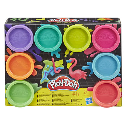 Obrázek Play-Doh Balení 8 ks kelímků