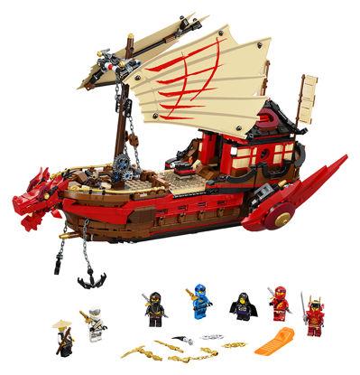 Obrázek LEGO Ninjago 71705 Odměna osudu