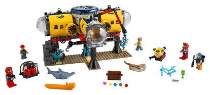 Obrázek LEGO City 60265 Oceánská průzkumná základna