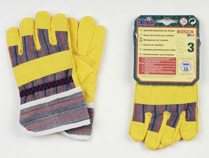 Obrázek Ochranné dětské rukavice Bosch