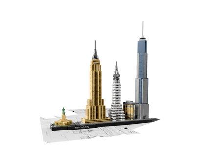 Obrázek LEGO Architekt 21028 New York City