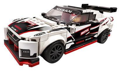 Obrázek LEGO Speed Champions 76896 Nissan GT-R NISMO