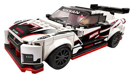 Obrázek z LEGO Speed Champions 76896 Nissan GT-R NISMO