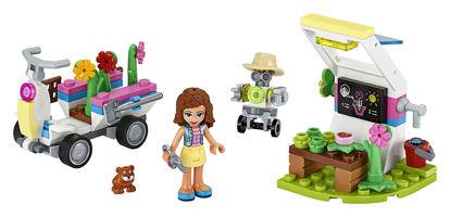 Obrázek LEGO Friends 41425 Olivie a její květinová zahrada