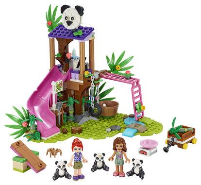 Obrázek LEGO Friends 41422 Pandí domek na stromě v džungli