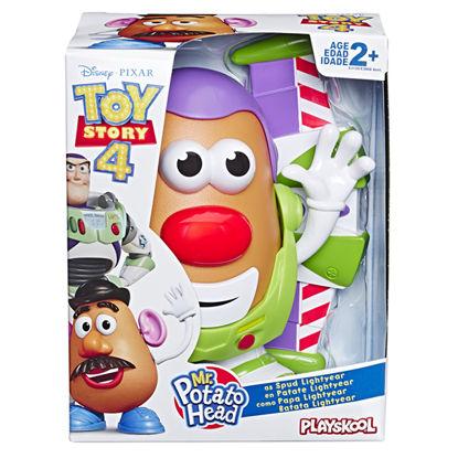 Obrázek Pan Brambůrek a paní Brambůrková jako Buzz a Woody