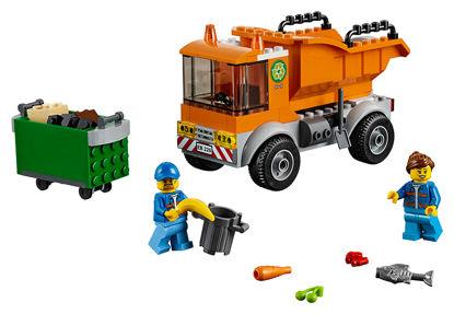 Obrázek LEGO City 60220 Popelářské auto