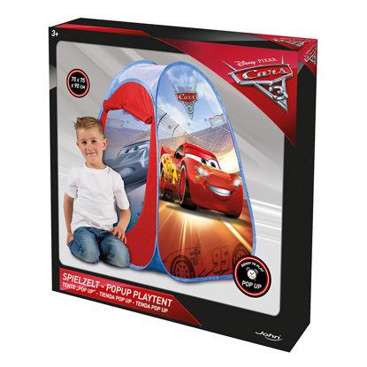 Obrázek POP UP stan Cars 75 x 75 x 90cm