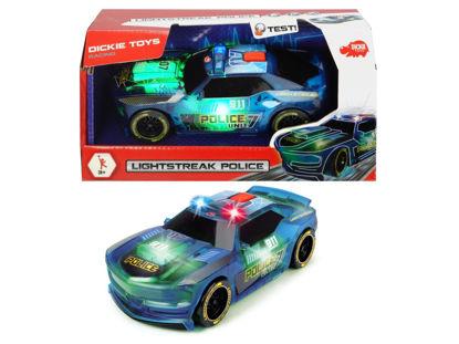 Obrázek Policejní auto Lightstreak