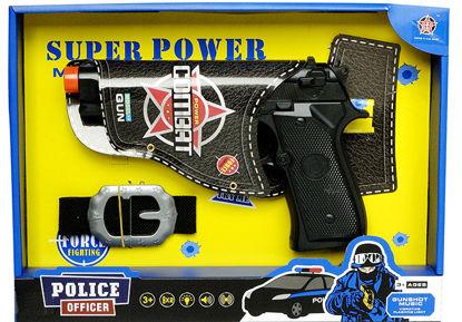 Obrázek Policejní dětská pistole s opaskem