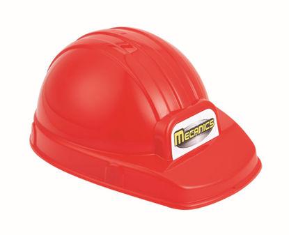 Obrázek Dětská pracovní helma červená