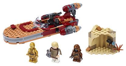 Obrázek LEGO Star Wars 75271 Pozemní spídr Luka Skywalkera