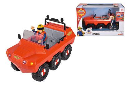 Obrázek Požárník Sam Auto Hydrus s figurkou
