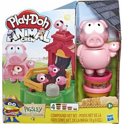 Obrázek Play-Doh Animals rochnící se prasátka
