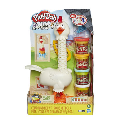 Obrázek Play-Doh Animals  kvokající kuře