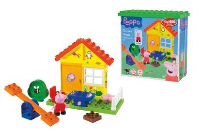 Obrázek PlayBig BLOXX Peppa Pig zahradní domek