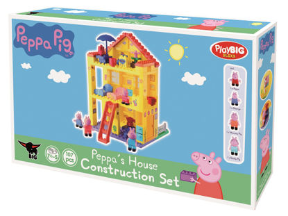 Obrázek PlayBig BLOXX Peppa Pig Dům