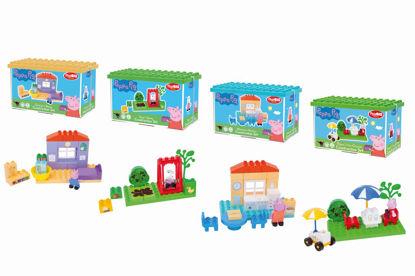 Obrázek PlayBig BLOXX  Peppa Pig Zákl. set