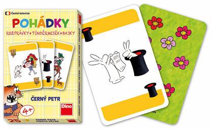 Obrázek Pohádky  Černý Petr, karty