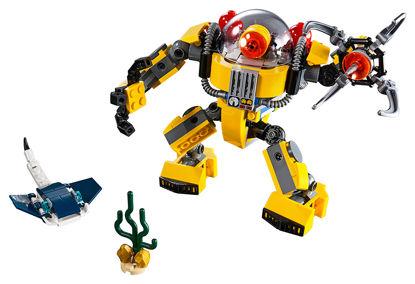 Obrázek LEGO Creator 31090 Podvodní robot