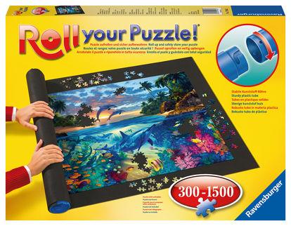 Obrázek Podložka na puzzle až do 1500 dílků
