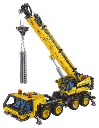 Obrázek LEGO Technic 42108 Pojízdný jeřáb