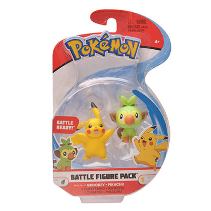 Obrázek Pokémon figurky, vlna 5