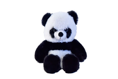 Obrázek Plyš do mikrovlnky - panda