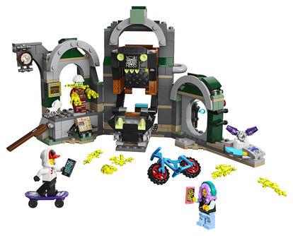 Obrázek LEGO Hidden Side 70430 Metro v městečku Newbury