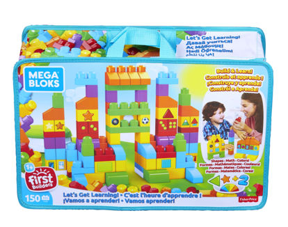 Obrázek Mega Bloks PYTEL PLNÝ UČENÍ (150)