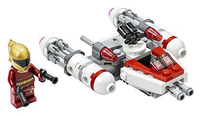 Obrázek LEGO Star Wars 75263 Mikrostíhačka Odboje Y-wing™