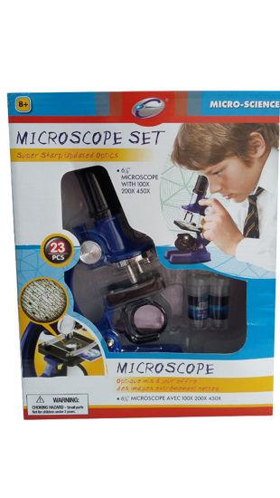Obrázek z Mikroskop 100/200/450x