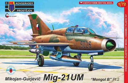 "Obrázek Stavebnice MiG-21 UM ""Mongol B"""