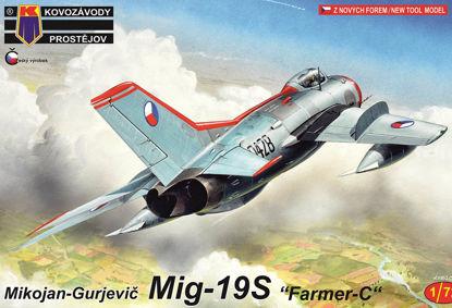 Obrázek Stavebnice MiG-19S Farmer-C