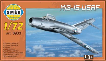 Obrázek Stavebnice MiG-15 USAF