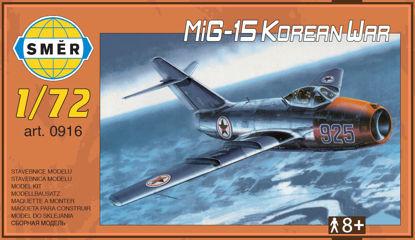 Obrázek Stavebnice MiG-15 Korean War