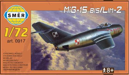 Obrázek Stavebnice MiG-15 bis / Lim-2