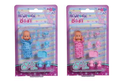 Obrázek Miminko Steffi New Born Baby, 2 druhy