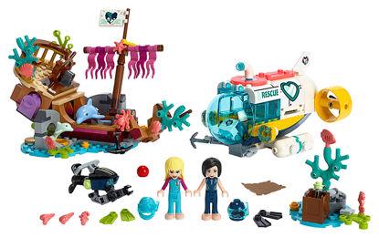 Obrázek LEGO Friends 41378 Mise na záchranu delfínů