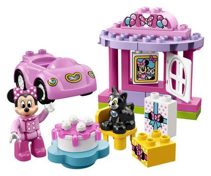 Obrázek LEGO Duplo 10873 Minnie a narozeninová oslava