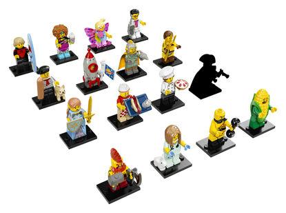 Obrázek LEGO Minifigurky 71018 Minifigurky 2017 série 17