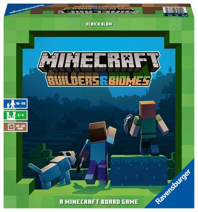 Obrázek Minecraft stolní hra