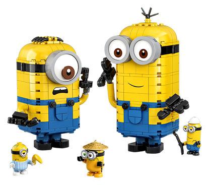 Obrázek LEGO Mimoni 75551 Mimoni a jejich doupě