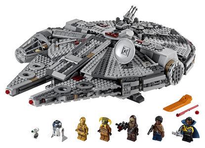 Obrázek LEGO Star Wars 75257 Millennium Falcon™